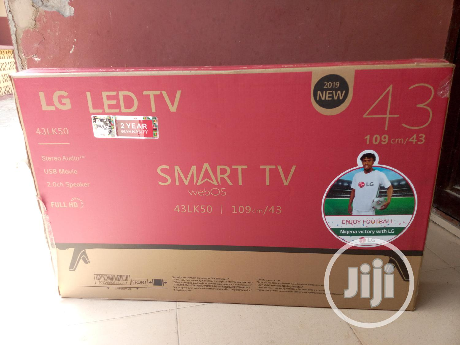 Archive: LG 43 Inches Smart TV
