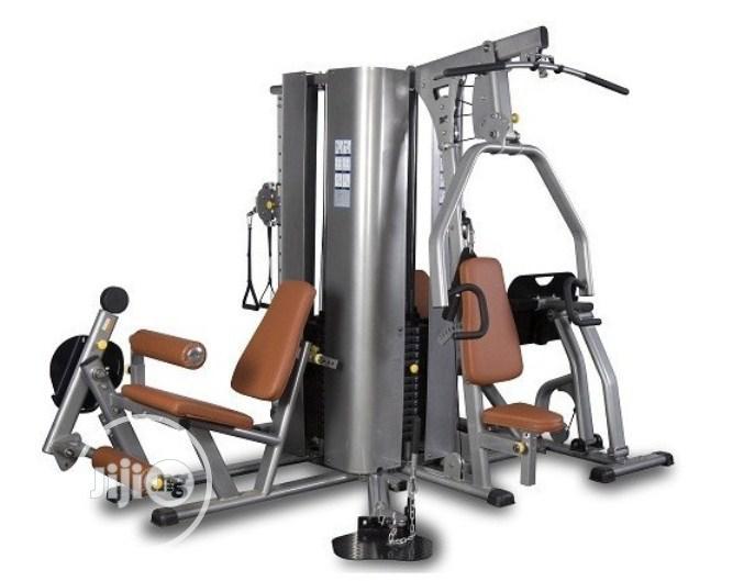 Original 4-Station Multi-Gym