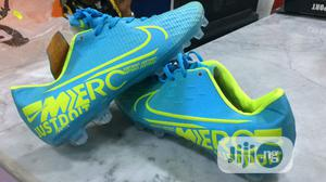 Nike Mercurial Football Boot(Just Do It) | Shoes for sale in Lagos State, Apapa