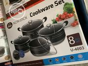 Ultimate 8pcs Non Stick Cook Set   Kitchen & Dining for sale in Lagos State, Lagos Island