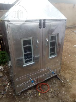 500kg Full Stainless Smoking Kiln | Farm Machinery & Equipment for sale in Lagos State, Ajah
