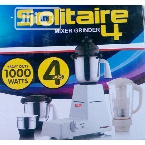Archive: VTCL Solitaire Mixer Grinder & Juicer- HEAVY DUTY 1000watts