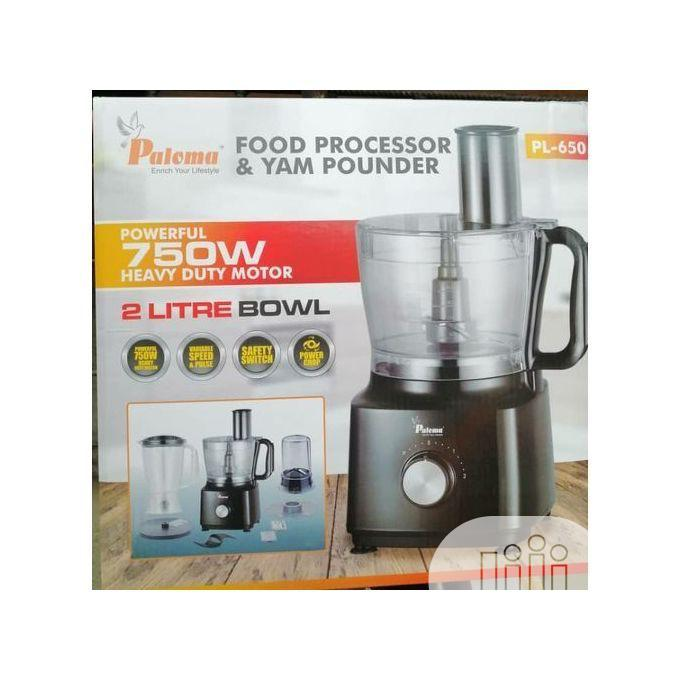 Archive: Paloma Food Processor and Yam Pounder- Heavy Duty -750w