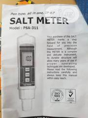 Luthron PSA-311 Pen Type All In One Salt Meter. | Measuring & Layout Tools for sale in Lagos State, Ojo