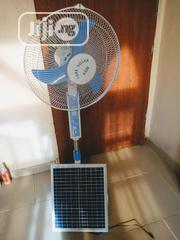 Solar Dc Rechargeable Fan | Solar Energy for sale in Lagos State, Ojo