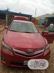 Toyota Camry Hybrid 2011 Red | Cars for sale in Lagos State, Ikeja