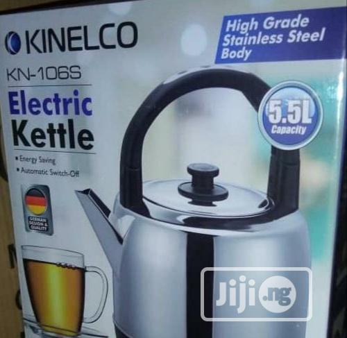 Kinelco 5.5 Liter Electric Kettle