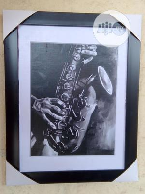 Saxophonist Art Print   Arts & Crafts for sale in Lagos State, Alimosho