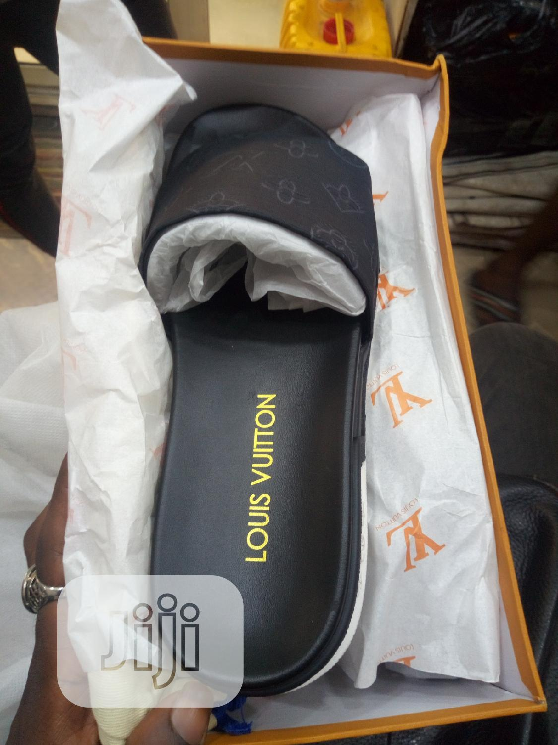 Original Luis Vuitton Palms   Shoes for sale in Surulere, Lagos State, Nigeria