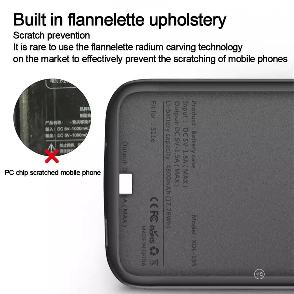 Battery Case For Samsung Galaxy S20 S20 Ultra S20 Plus Backup Charger | Accessories for Mobile Phones & Tablets for sale in Ikeja, Lagos State, Nigeria