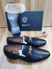 Black N Brown Versace Men Shoes | Shoes for sale in Lagos State, Lagos Island