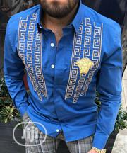 Good Quality Designers Angelo GALASSO And VERSACE SHIRTS   Clothing for sale in Lagos State, Lagos Island