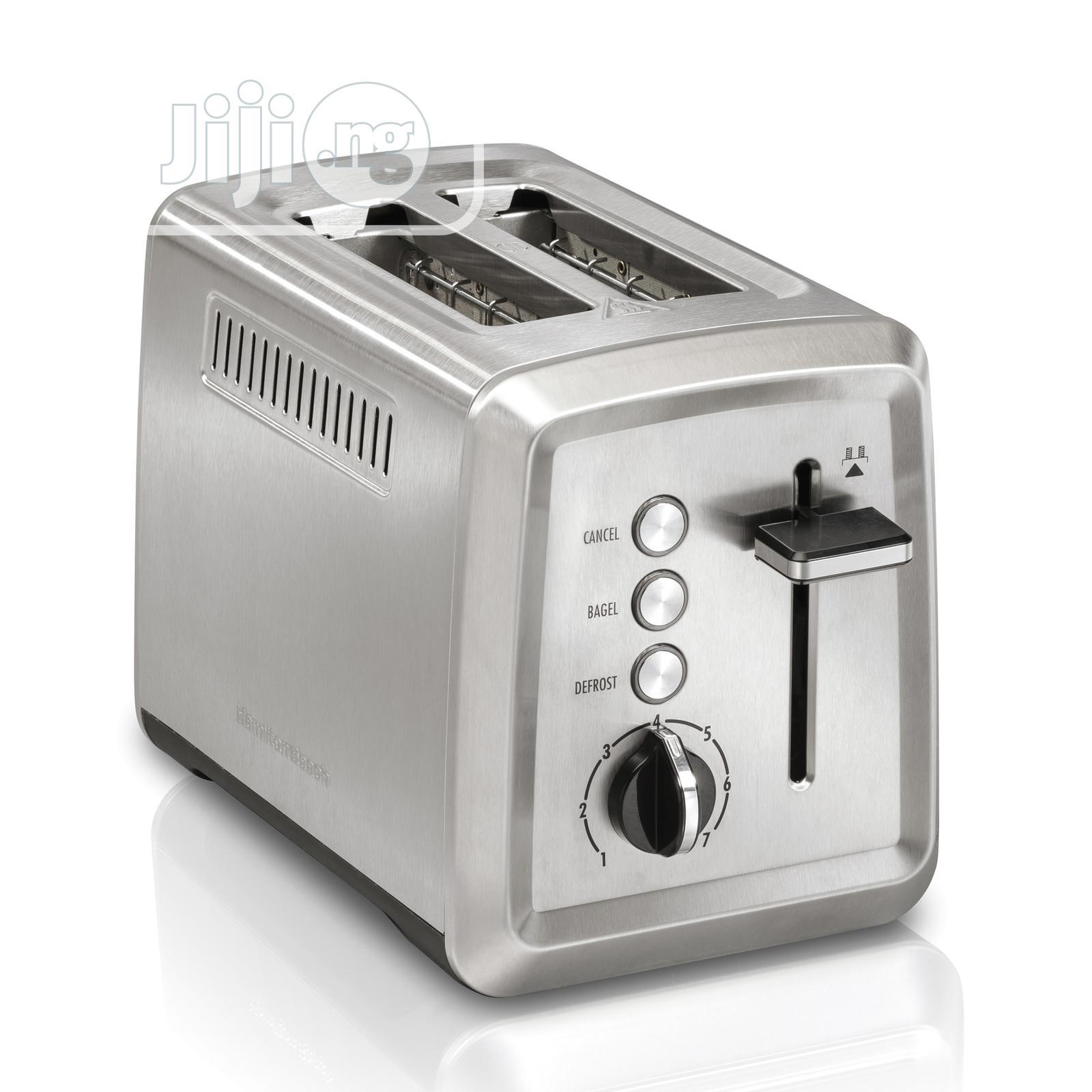 Hamilton Beach Toaster | Kitchen Appliances for sale in Isolo, Lagos State, Nigeria