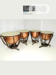 4set Ludwig Tampani Drums With Remo Drum Heads | Musical Instruments & Gear for sale in Lagos State, Ojo