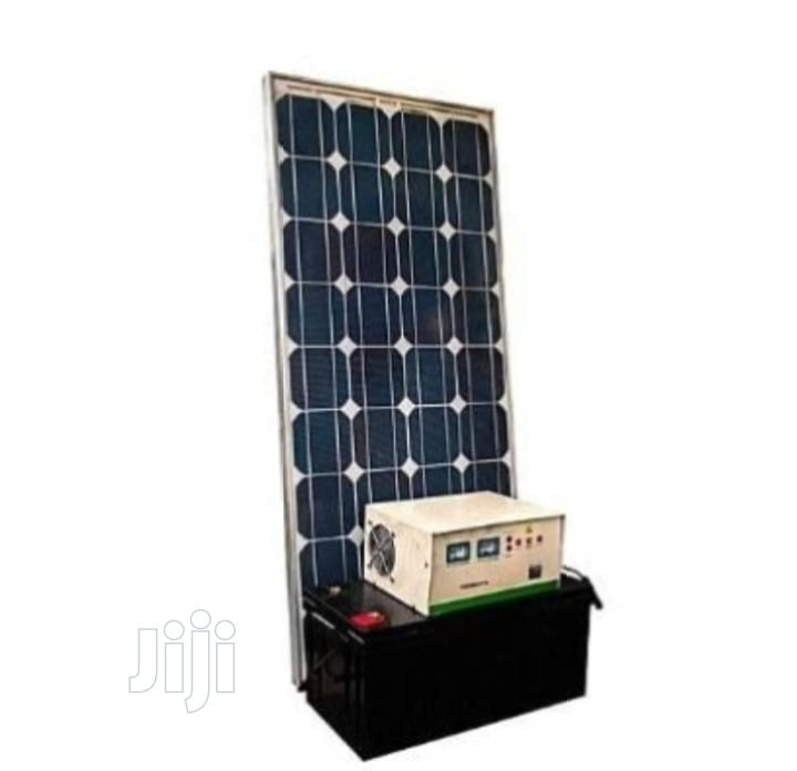 1kva Complete Solar System
