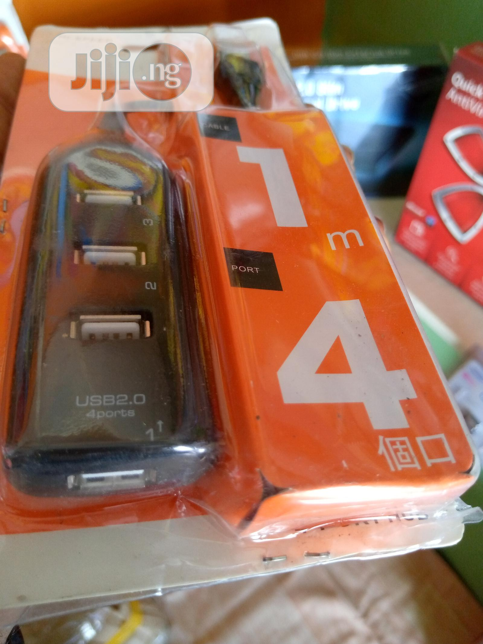 USB Hub/ Multiple USB Port High Speed | Computer Accessories  for sale in Ajah, Lagos State, Nigeria