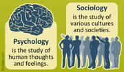 Psychology and Sociology Textbook | Books & Games for sale in Lagos State, Surulere