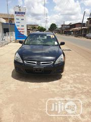 Honda Accord 2006 2.4 Type S Automatic Black | Cars for sale in Lagos State, Agege