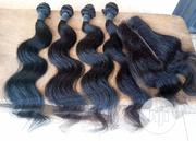 20 Inches + Closure   Hair Beauty for sale in Edo State, Benin City