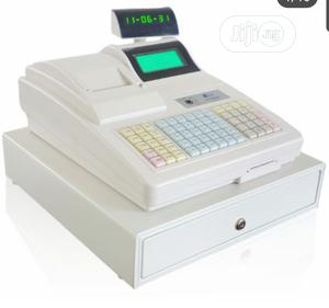 Longfly Lf100 Electronic Cash Register Machine Backup Battery | Store Equipment for sale in Lagos State, Ikeja
