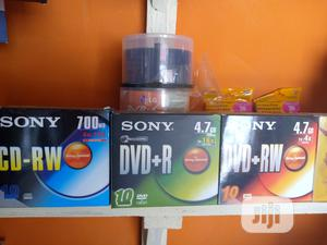 Cd /DVD Rewritable Recordable Sony   Computer Accessories  for sale in Lagos State, Ajah
