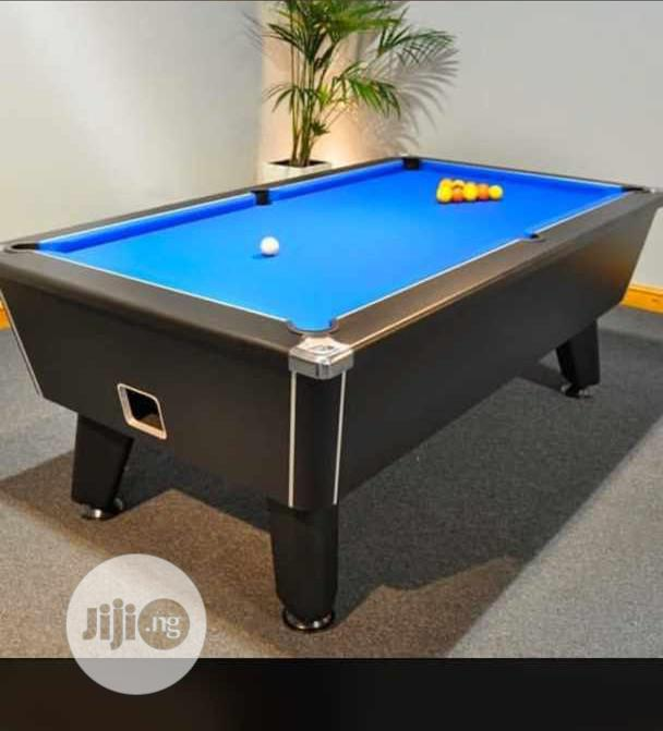 Archive: British Coin Snooker Table