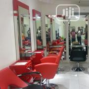 Good Beautyful Salon Chairs And Morro | Salon Equipment for sale in Lagos State, Lagos Island