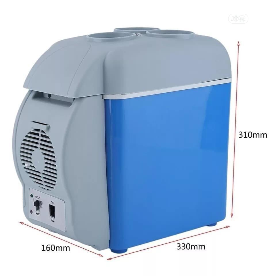 Portable Car Cooler/ Warmer Refrigerator