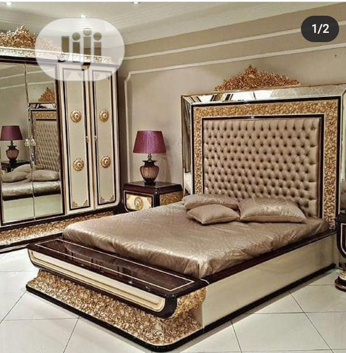 Royal King Sized Bed