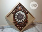Wall Clock 🕒(Beautiful Designed For Homes And Offices) | Home Accessories for sale in Abuja (FCT) State, Garki 1