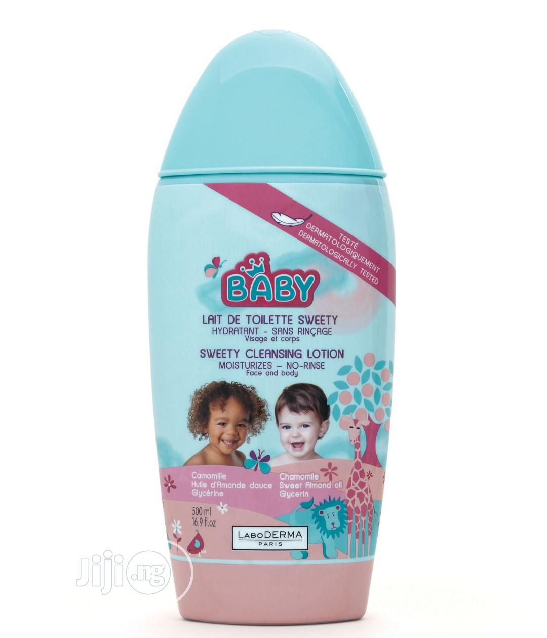 Sweety Baby Cleansing Lotion