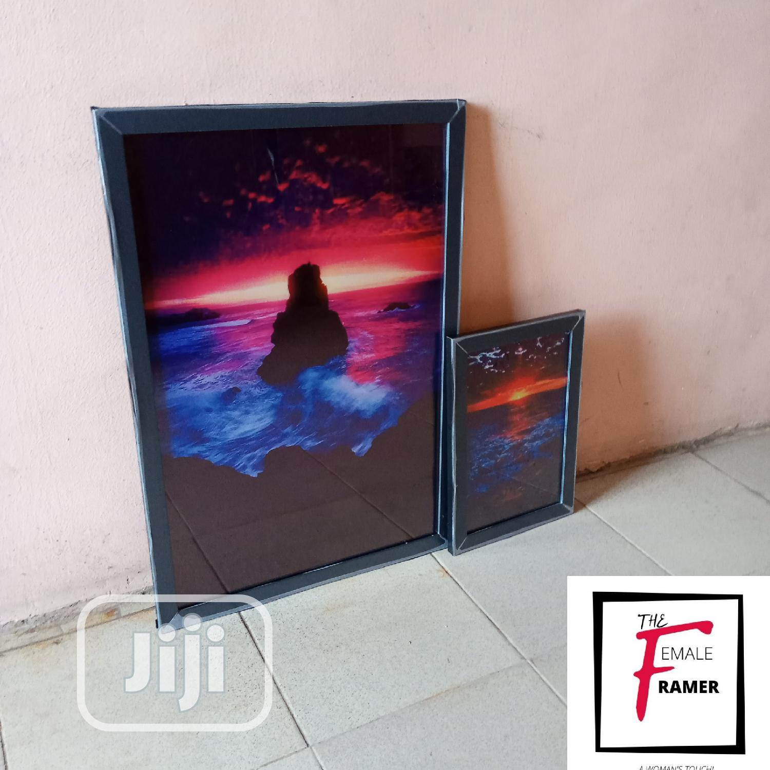 Picture Frame | Arts & Crafts for sale in Lekki Phase 1, Lagos State, Nigeria