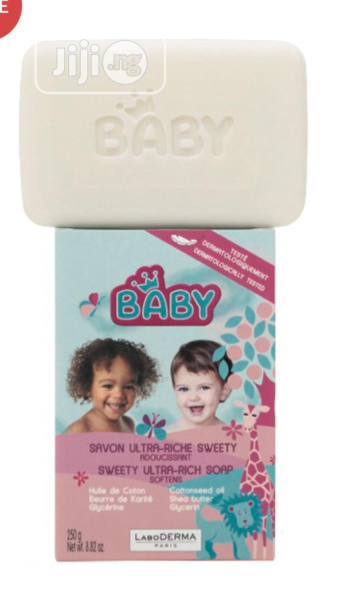 Sweety Baby Cleansing Soap