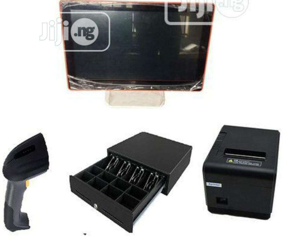 Archive: Pos Touch Screen System With Windows 7 Operating System