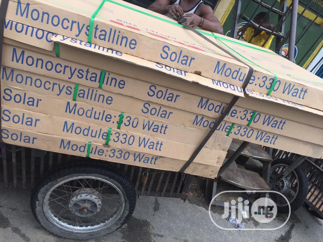 Archive: Ben Solar Panel 330watt Mono