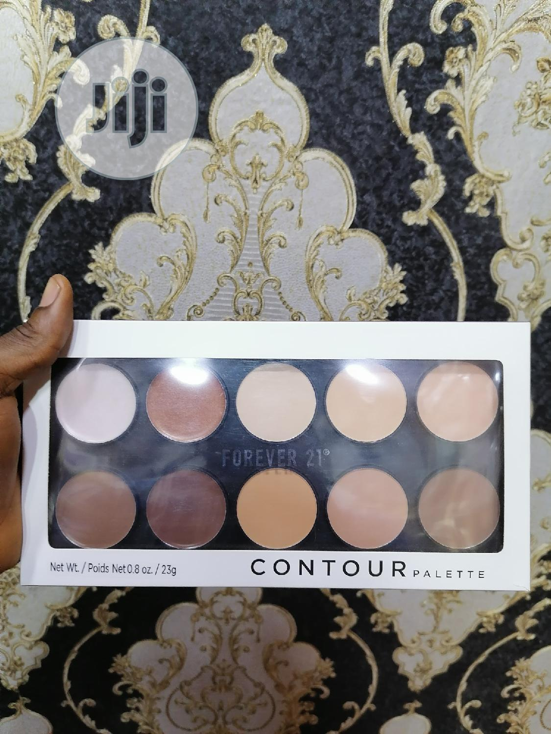 Forever 21 Contour Pallet   Makeup for sale in Surulere, Lagos State, Nigeria