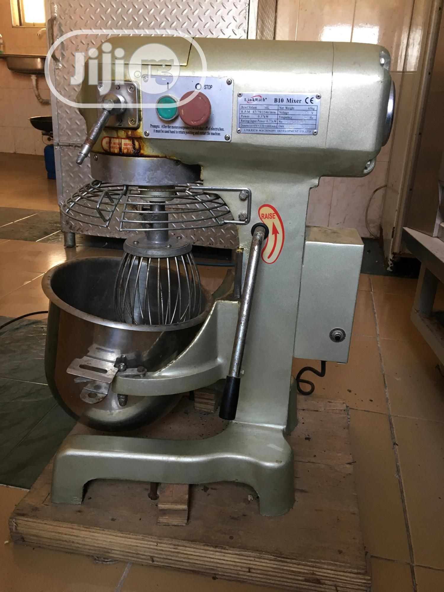 Archive: Food Mixed Machine