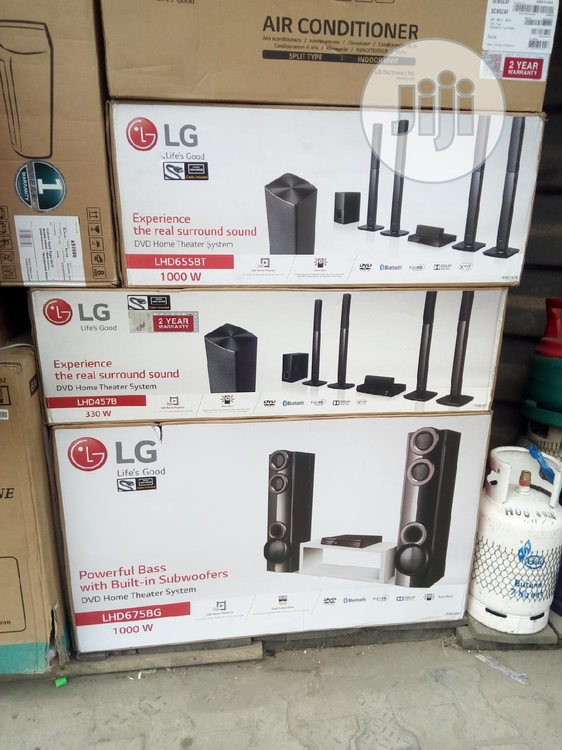 Lg Dvd Home Thearter | TV & DVD Equipment for sale in Ojo, Lagos State, Nigeria
