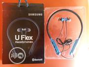 Bluetooth Neckband Samsung Uflex | Headphones for sale in Lagos State, Ajah
