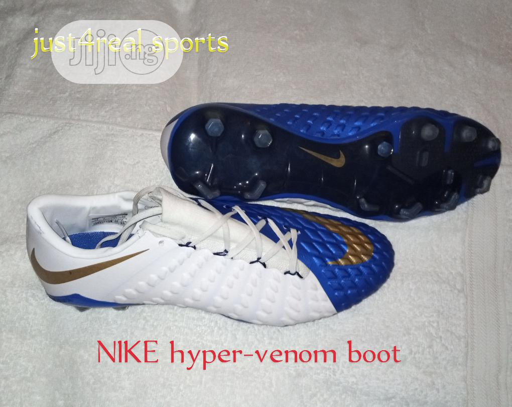 Original NIKE Hyper-Venom Boot | Shoes for sale in Surulere, Lagos State, Nigeria