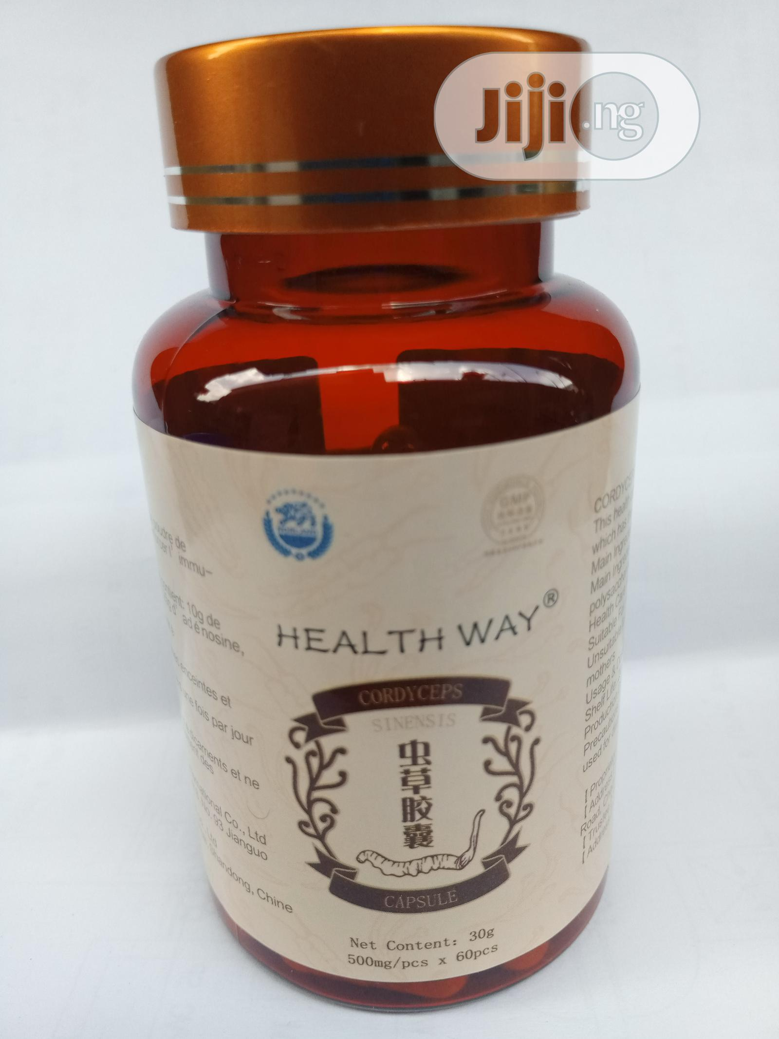 Healthway Immune System Booster