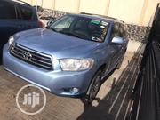 Toyota Highlander 2009 Sport 4x4 Blue | Cars for sale in Lagos State, Ikeja