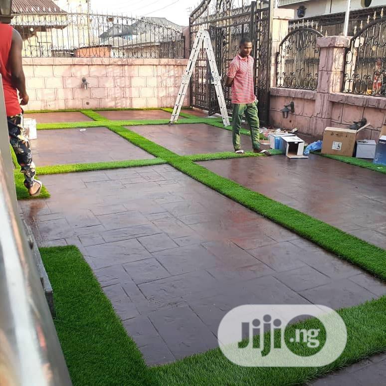 Uniq 3dstamp Concrete   Building & Trades Services for sale in Kubwa, Abuja (FCT) State, Nigeria