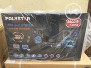 Polystar Powerful Bass Bluetooth Home Theatre | Audio & Music Equipment for sale in Lagos State, Amuwo-Odofin