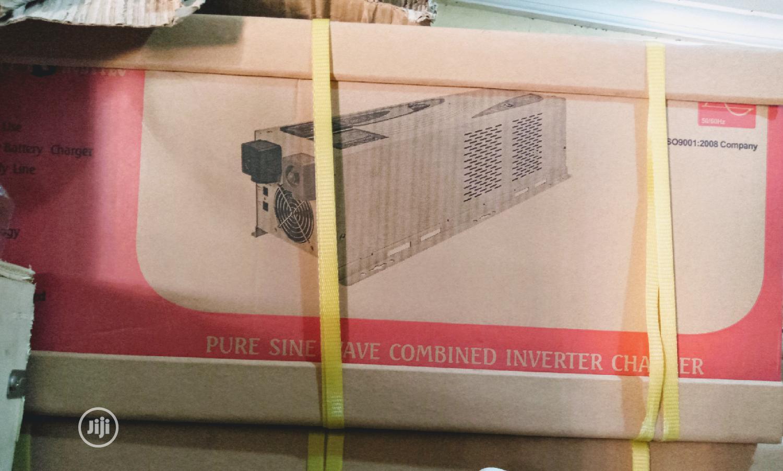 3000w Full Cool Rubitec Inverter | Solar Energy for sale in Ojo, Lagos State, Nigeria