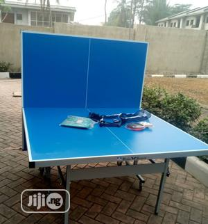 Aluminium Outdoor Table Tennis | Sports Equipment for sale in Lagos State, Surulere