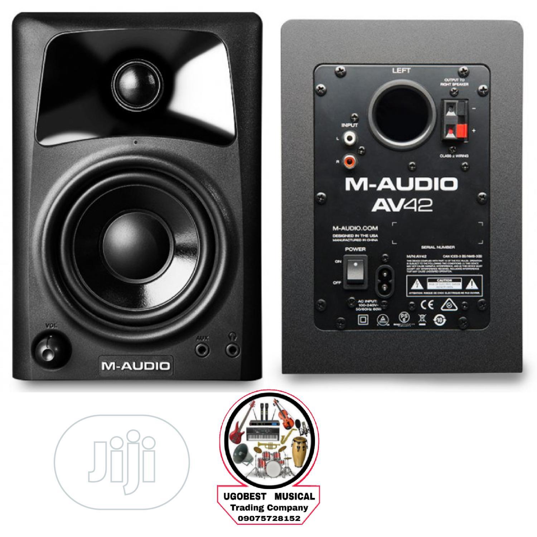 M-Audio Av42 Studio Monitor