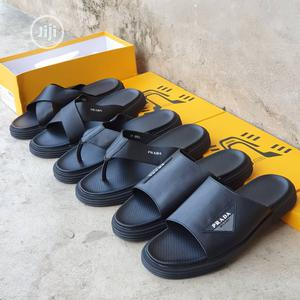 Original PRADA Palm Slippers Collections   Shoes for sale in Lagos State, Surulere