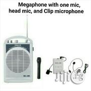 Wireless Megaphone With Three Microphones | Audio & Music Equipment for sale in Lagos State, Ikeja