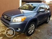 Toyota RAV4 2008 Limited Blue   Cars for sale in Lagos State, Isolo